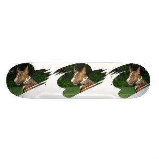 Pit Bull Terrier Skateboard