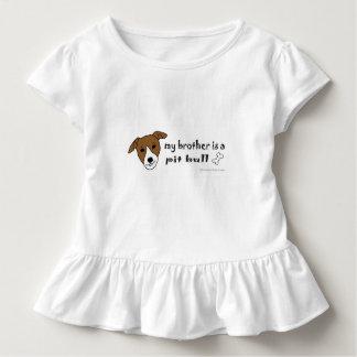 pit bull toddler T-Shirt