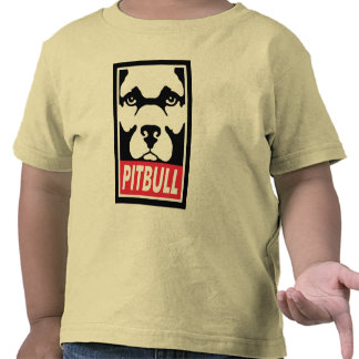 PIT BULL - Toddler T Shirt