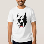 Pit Bull with Lipstick Tshirts