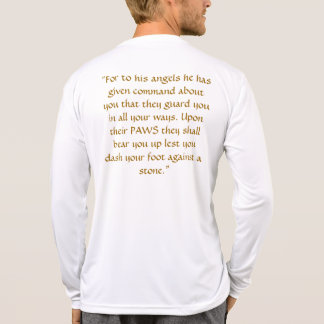 Pit Bulls are Angels on earth T Shirts