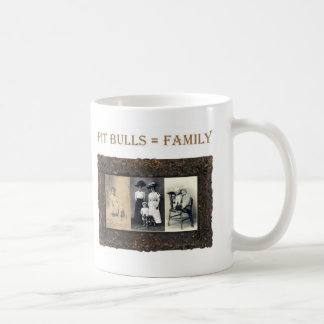 Pit Bulls = Family: mug