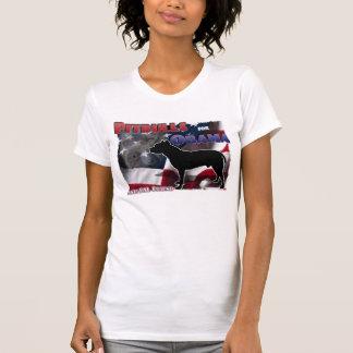 Pit Bulls for Obama, Anti-BSL Friend T-Shirt