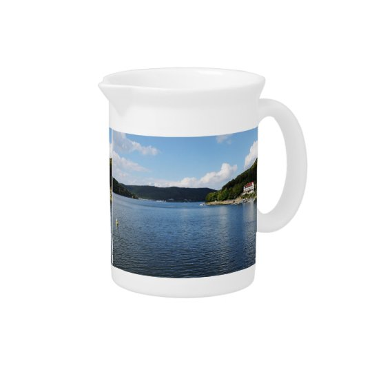 Pit Cher Edersee in North Hesse Beverage Pitchers