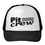 Pit Crew (Racing Flag) Cap