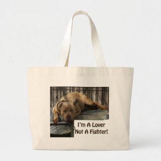 Pit Lover Jumbo Tote Bag