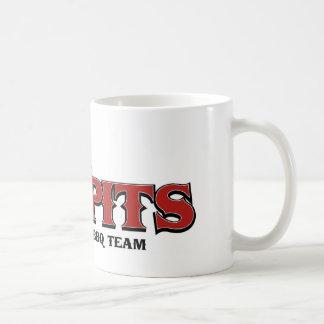 Pit-n-Pits Competition BBQ Team Coffee Mug