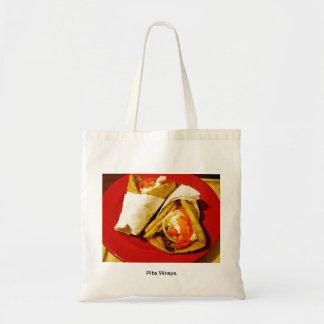 Pita Wraps Tote Bags