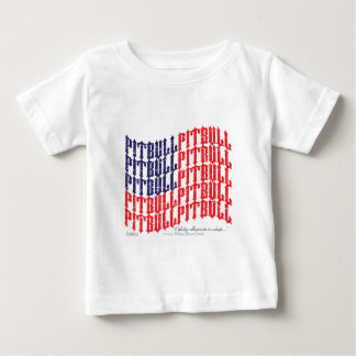 PITBULL American Flag Tees