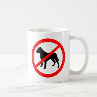 Pitbull Ban Coffee Mug