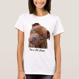"Pitbull ""Benz"" of Fences For Fido Gift Items T-Shirt"