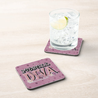Pitbull DIVA Drink Coaster