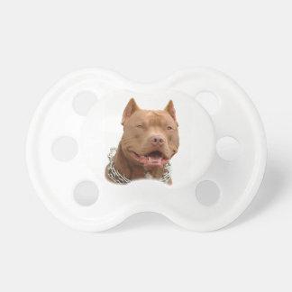Pitbull dog pacifier
