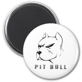 Pitbull draw magnet