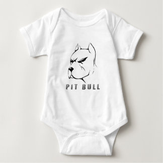 Pitbull draw t-shirt
