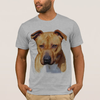 Pitbull fitted t-shirt