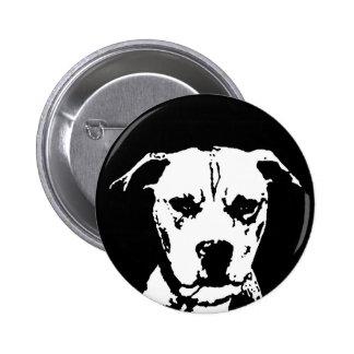 Pitbull Gifts - Button