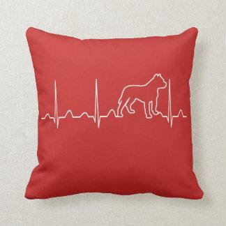 PITBULL HEARTBEAT CUSHION
