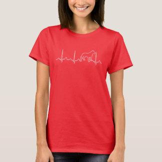 PITBULL HEARTBEAT T-Shirt