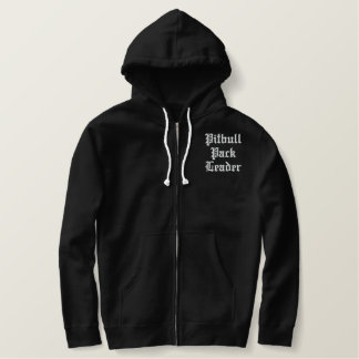 pitbull hoodie exclusive