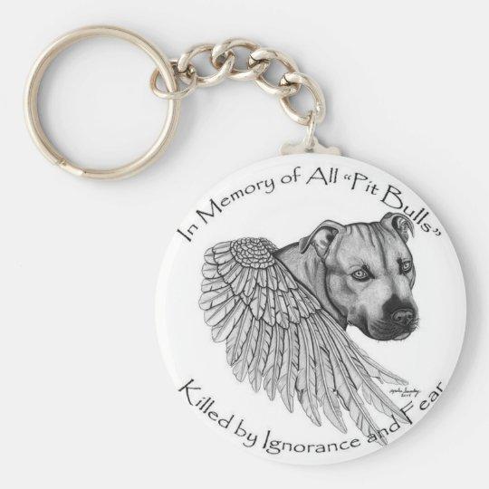 pitbull key ring