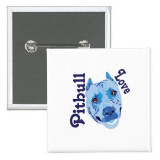 Pitbull Love Button