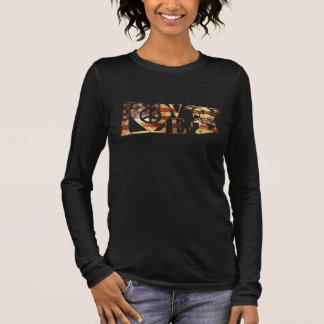 PITBULL LOVE LONG SLEEVE T-Shirt