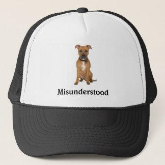 Pitbull - Misunderstood Trucker Hat