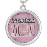 Pitbull MOM Necklaces