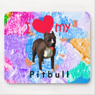Pitbull Mousepads