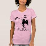 Pitbull Mum Dog shirt
