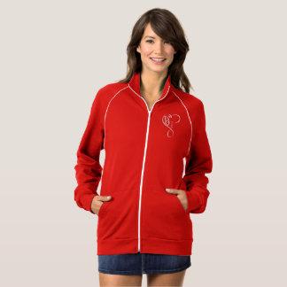 Pitbull Perfect Heartbeat Women's Fleece Jacket