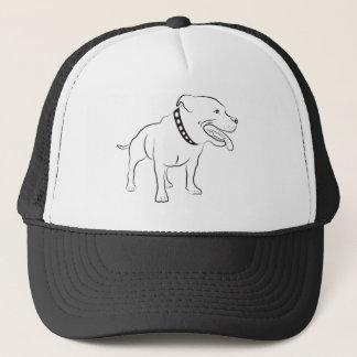 Pitbull Trucker Hat