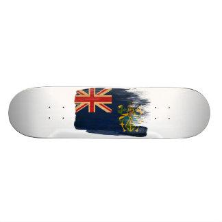 Pitcairn Islands Flag Skate Boards