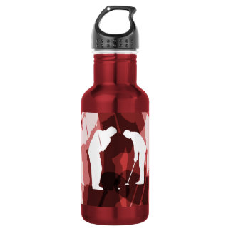 Pitch & Putt Golfer's Drinks Bottle