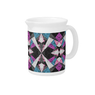Pitcher Marble Geometric Background G438