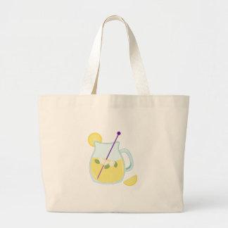 Pitcher of Lemonade Tote Bag