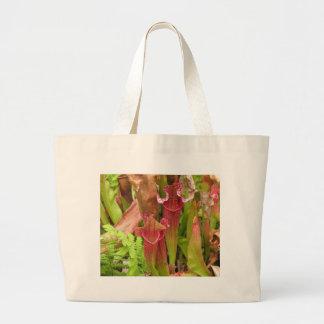 Pitcher Plants Jumbo Tote Bag