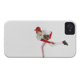 Pitcher Throwing Baseball Case-Mate iPhone 4 Cases