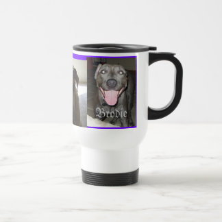 Pits and Kits Travel Mug