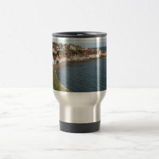 Pittenweem Harbour Travel Mug