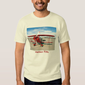 Pitts 08 2, Meteor Pitts Tshirt