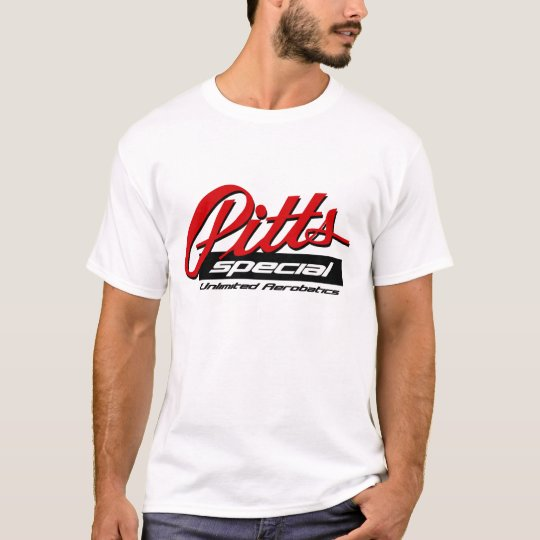 Pitts Special Unlimited Aerobatic Aeroplane Tee