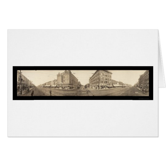 Pittsburg, KS Photo 1909 Card