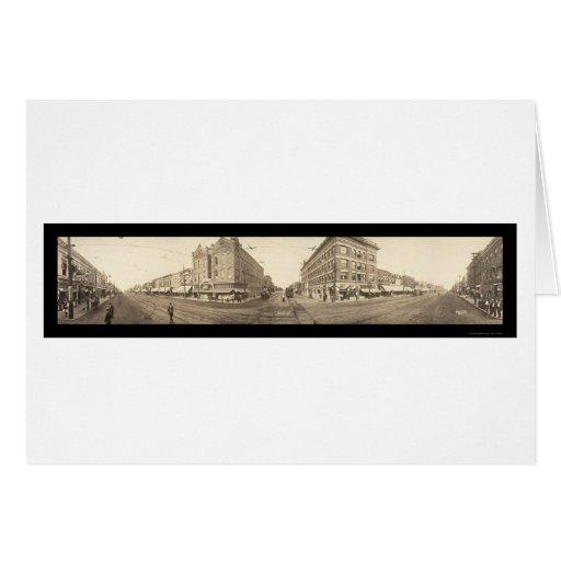 Pittsburg, KS Photo 1909 Cards