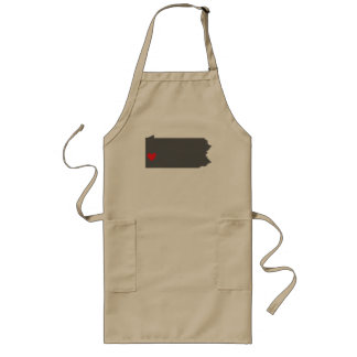 PITTSBURGH BARBEQUE APRON