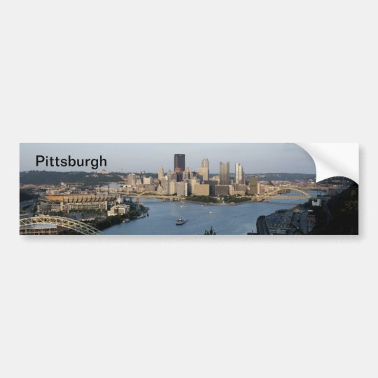 Pittsburgh Bumper Sticker