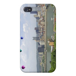 Pittsburgh City Pennsylvania iPhone 4/4S Case