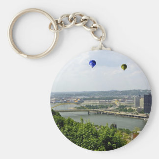 Pittsburgh City Pennsylvania Key Ring