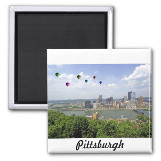 Pittsburgh City Pennsylvania Magnet
